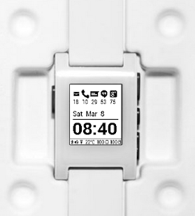 Instant for Pebble - screenshot thumbnail