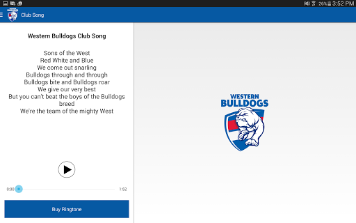 【免費運動App】Western Bulldogs Official App-APP點子