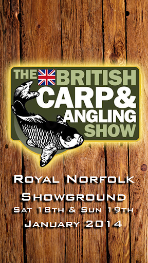 British Carp and Angling Show