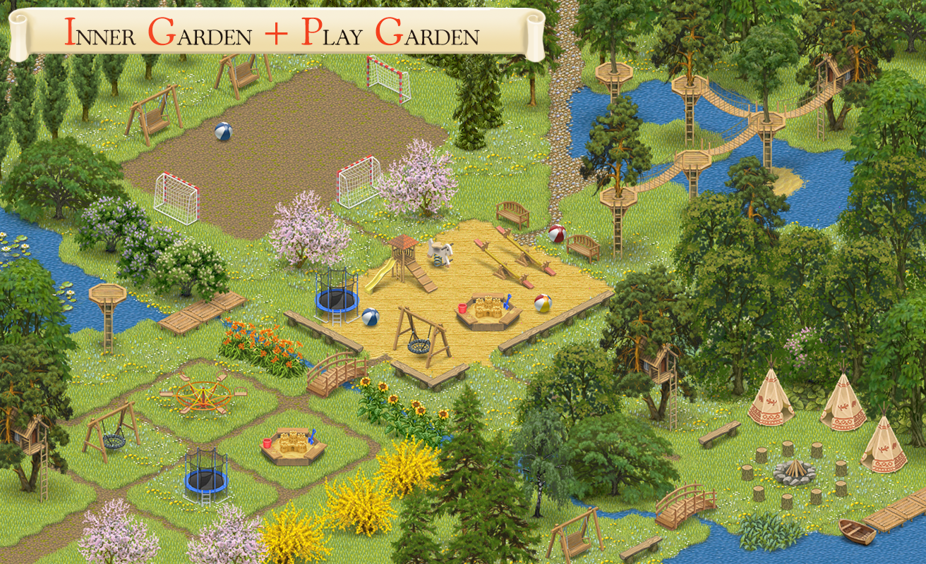 Garden Design Games Collection Entrancing Inner Garden  Android Apps On Google Play Decorating Inspiration