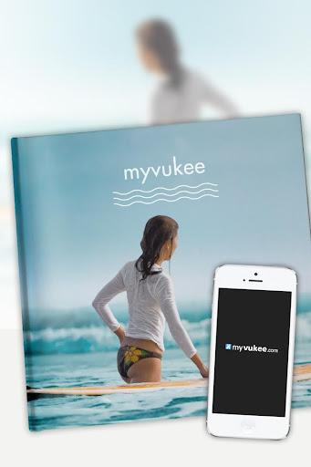 PhotoBook™ - 两分钟之内制成相册书