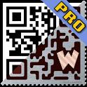 BeautyQR PRO-criador código QR icon