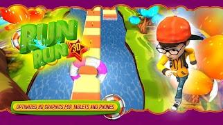 RUN RUN 3D