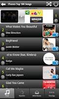 Screenshot of USA Hits! (Free)