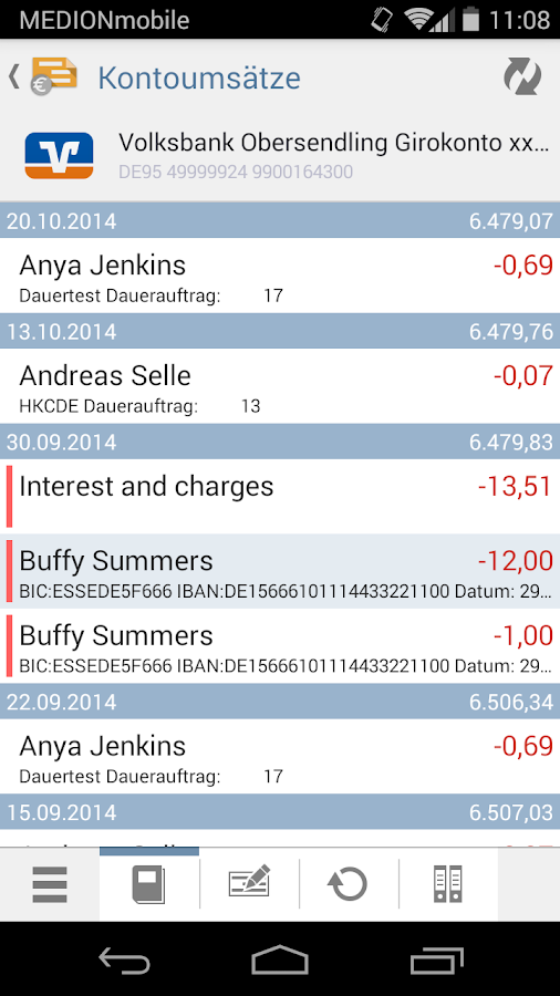 Banking 4A - screenshot