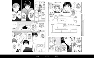 Screenshot of Manga Box: Manga App