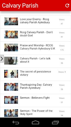 RCCG Calvary Parish