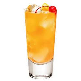 Smirnoff Passion Fruit Punch.