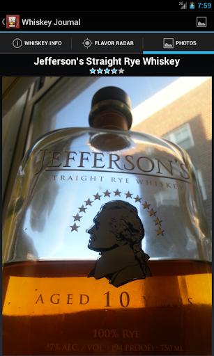 玩生活App|Whiskey Journal by Flavordex免費|APP試玩