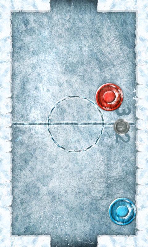Icy Air Hockey Free - screenshot