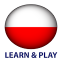 Learn and play. Polish + icon