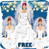Bride Fashion Dress Up Game