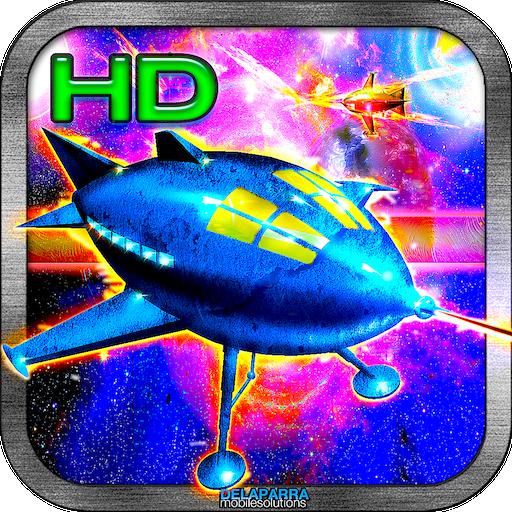 星舰战斗赛车游戏免费 街機 App LOGO-硬是要APP