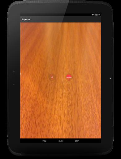Super Ear 1.7.2 screenshots 3