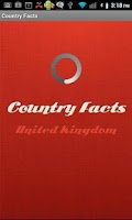 Screenshot of Country Facts UK