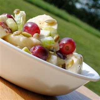 Crunchy Fruit Salad
