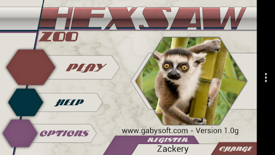 HexSaw - Zoo - screenshot thumbnail