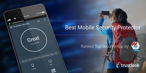 Mobile Security & Antivirus v2.6.5