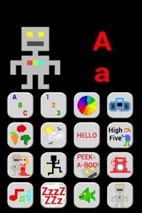 Toddler Robot- screenshot thumbnail