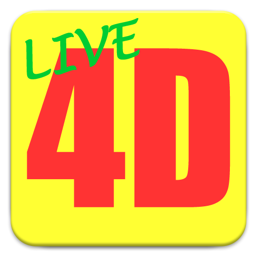 4dCombo: 现场万字开彩成绩 生活 App LOGO-硬是要APP