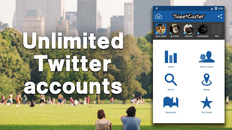 Tweetcaster pro for twitter 9. 2. 7. Apk free download cracked on.