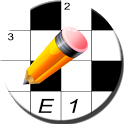 Crosswords E1 icon