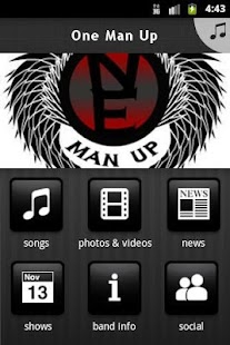 One Man Up - screenshot thumbnail