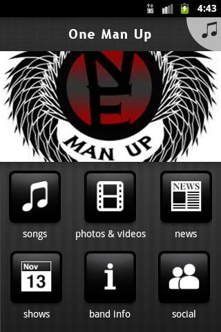 One Man Up - screenshot