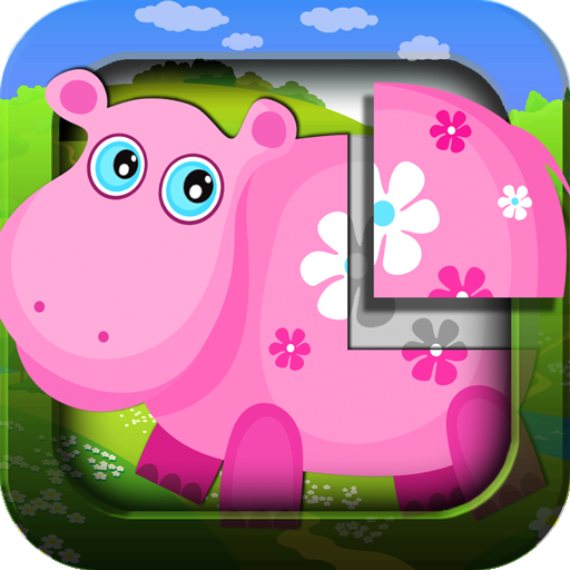 Animal puzzle for kids HD