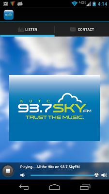 93.7 Sky FM - screenshot