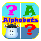 Alphabets - Kids Memory Game