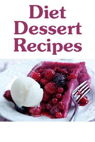 Diet Dessert Recipes
