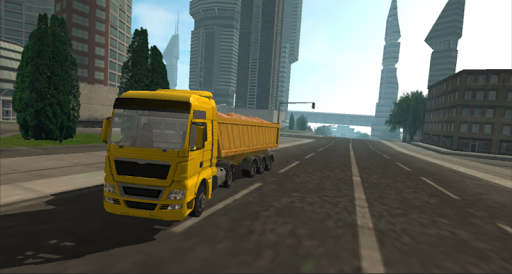 Truck Simulator : City 1.4 Cheat screenshots 4