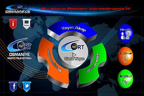 OSMANİYE RADYO TELEVİZYONU - screenshot