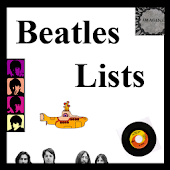 Music Lists (The Beatles)