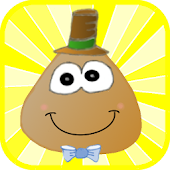 Download Full Smarty the cousin of Pou  APK