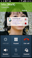 Screenshot of Call Recorder S5 / S6