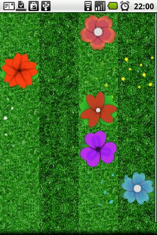 Daisy Garden Lite- screenshot