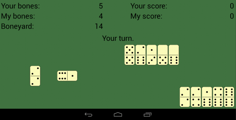 Electrum Dominoes Free- screenshot