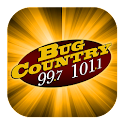 Bug Country 99.7 & 101.1 icon