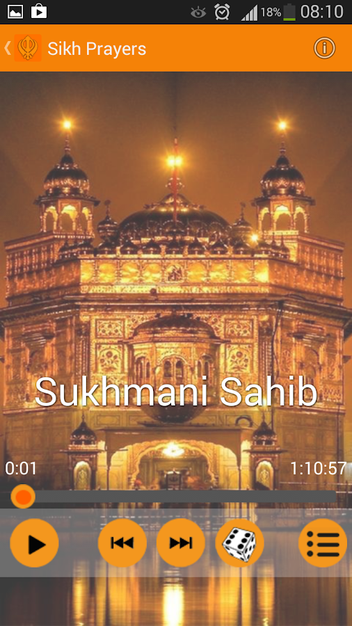 Nitnem- Sikh Prayers- screenshot
