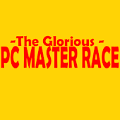 The Glorious PC Master Race