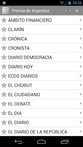 Prensa Argentina