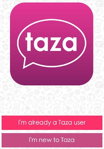 Taza - Unlimited Communication
