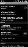 Screenshot of Camera WiFi LiveStream
