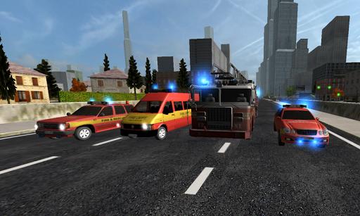 Duty Driver Firetruck FULL