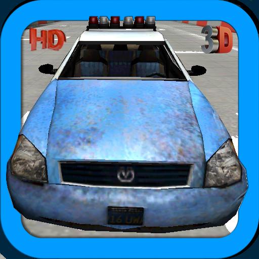模擬App|Police Car Driver Phase LOGO-3C達人阿輝的APP