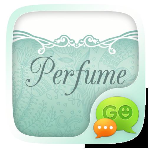 GO SMS PRO PERFUME THEME LOGO-APP點子