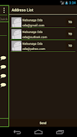 Screenshot of Phone Book ConTacTs (Earth)