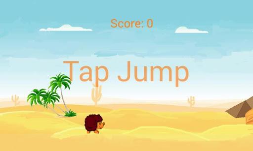 Urchin Jump